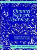 Channel network hydrology
