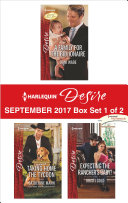 Harlequin Desire September 2017 - Box Set 1 of 2 Book