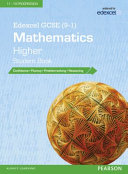 Edexcel GCSE  9 1  Mathematics