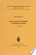 Besteuerung und wirtschaftliche Entwicklung in Ostafrika