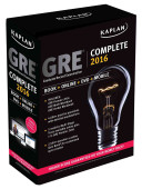 GRE   Complete 2016  The Ultimate in Comprehensive Self Study for GRE