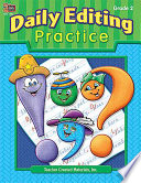 Daily Editing Practice  Grade 2
