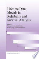 Lifetime Data  Models in Reliability and Survival Analysis