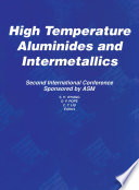 High Temperature Aluminides and Intermetallics