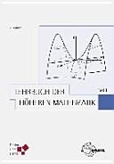 Lehrgang der höheren Mathematik