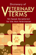 Dictionary of Veterinary Terms