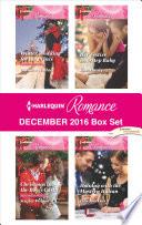 Harlequin Romance December 2016 Box Set
