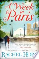 A Week in Paris Pdf/ePub eBook