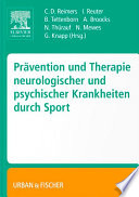 Pr  vention und Therapie neurologischer und psychischer Krankheiten durch Sport