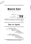 Supreme Court Appelate Term First Department