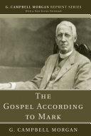 download ebook the gospel according to mark pdf epub