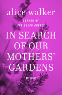 download ebook in search of our mothers\' gardens pdf epub