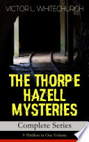 The Thorpe Hazell Mysteries Complete Series 9 Thrillers In One Volume