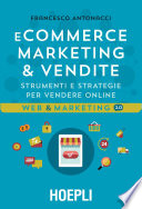 E-commerce. Marketing & vendite