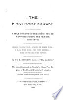 The First Baby in Camp Book PDF