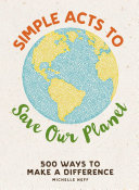 download ebook simple acts to save our planet pdf epub
