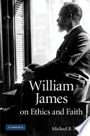 Ebook William James on Ethics and Faith Epub Michael R. Slater Apps Read Mobile