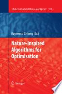 Nature Inspired Algorithms for Optimisation