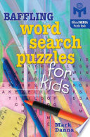 Baffling Word Search Puzzles for Kids