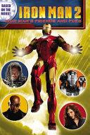 Iron Man 2 Iron Man S Friends And Foes