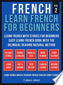 French   Learn French for Beginners   Learn French With Stories for Beginners