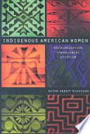 Indigenous American Women Book PDF