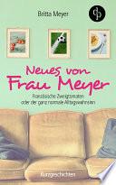 Neues von Frau Meyer