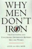 Why Men Don T Iron