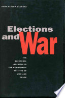 Elections and War