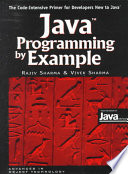 Java Programming By Example