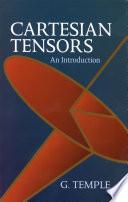 Cartesian Tensors