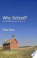 illustration Why School?, Reclaiming Education for All of Us