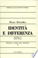 Identit   e differenza