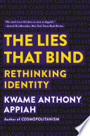 The Lies That Bind Rethinking Identity