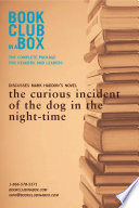 Discusses the Curious Incident of the Dog in the Night time