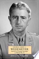 General Albert C  Wedemeyer