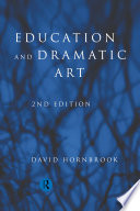 Education and Dramatic Art