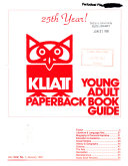 download ebook kliatt young adult paperback book guide pdf epub