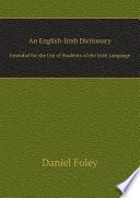 An English Irish Dictionary
