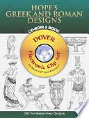 Hope's Greek and Roman Designs