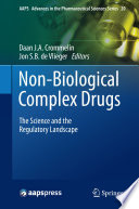 Non Biological Complex Drugs