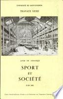 Sports et société