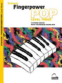 Fingerpower Pop - Level 3: 10 Piano Solos with Technique Warm-Ups