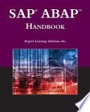 SAP   ABAP tm  Handbook