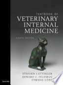 Textbook Of Veterinary Internal Medicine book