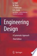 Engineering Design book