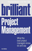 Brilliant Project Management Epub Ebook