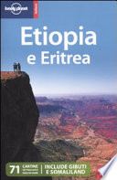Guida Turistica Etiopia e Eritrea Immagine Copertina