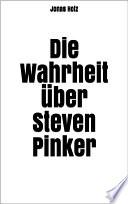 Die Wahrheit über Steven Pinker