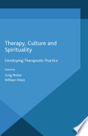Therapy Culture And Spirituality